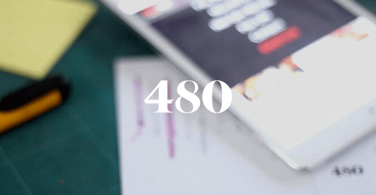 480 Branding + Web Design